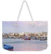 Village Of Fishermen Weekender Tote Bag