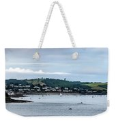 Village On The Sea Weekender Tote Bag