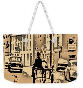Village Scene Ireland Weekender Tote Bag