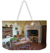 Villandry, Loire, France, Kitchen Weekender Tote Bag