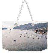 Villefranche-sur-mer Weekender Tote Bag