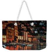 Villefranche Sur Mer Weekender Tote Bag