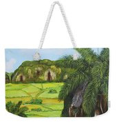 Vinales Valley Weekender Tote Bag