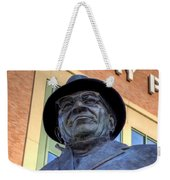 Vince Lombardi Weekender Tote Bag by Joel Witmeyer