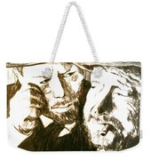 Vincent And Douglas Weekender Tote Bag