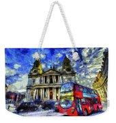 Vincent Van Gogh London Weekender Tote Bag