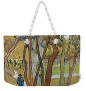 Vincent Van Gogh, The Garden Of Saint Paul's Hospital Weekender Tote Bag