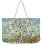 Vincent Van Gogh, The Pink Peach Tree Weekender Tote Bag