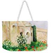 Vincent's Asylum Weekender Tote Bag