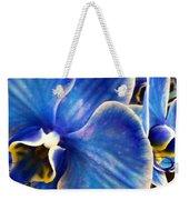 Vincent's Orchid Weekender Tote Bag