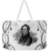Vincenzo Bellini, Italian Composer Weekender Tote Bag