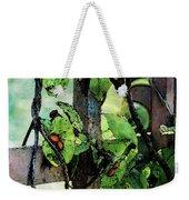 Vine And Trellis Digital Watercolor 4472 W_2 Weekender Tote Bag
