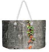 Vine In Autumn Weekender Tote Bag