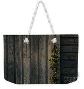 Vine On Wood Weekender Tote Bag