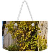 Vined Silo Weekender Tote Bag