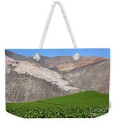 Vineyards In The Atacama Desert Chile Weekender Tote Bag