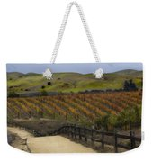 Vineyard 2 Weekender Tote Bag
