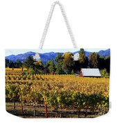 Vineyard 4 Weekender Tote Bag