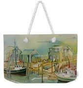 Vineyard Boats Weekender Tote Bag