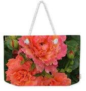 Vineyard Flowers  Weekender Tote Bag