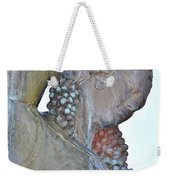 Vineyard Goddess Weekender Tote Bag