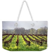 Vineyard In Westfield Weekender Tote Bag