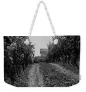 vineyard of old BW Weekender Tote Bag