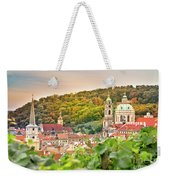 Vineyard Of Prague Weekender Tote Bag