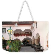Vineyard Restaurant Weekender Tote Bag