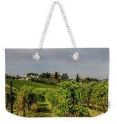 Vineyard View Weekender Tote Bag