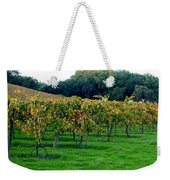 Vineyards In California Weekender Tote Bag