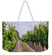 Vineyards Of Old Color Horizontal Weekender Tote Bag
