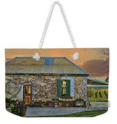 Vino Cottage Weekender Tote Bag