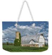 Vintage Barn Weekender Tote Bag