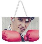Vintage Boxers Weekender Tote Bag
