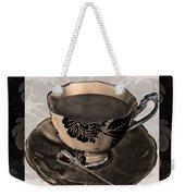 Vintage Cafe Iv Weekender Tote Bag