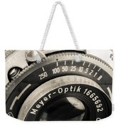 Vintage Camera -1 Weekender Tote Bag