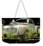 Vintage Car 29 Weekender Tote Bag