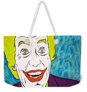 Vintage Cesar Romero's Joker Weekender Tote Bag