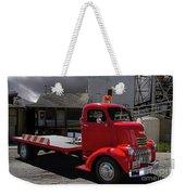 Vintage Chevrolet Truck Weekender Tote Bag