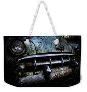 Vintage Chevy  Weekender Tote Bag