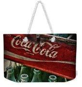 Vintage Coca Cola 1 Weekender Tote Bag