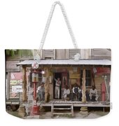 Vintage Country Store Usa - Circa 1939 Weekender Tote Bag