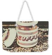 Vintage Drinks Decor  Weekender Tote Bag