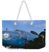 Vintage Fighter Aircraft, Burnet, Texas Weekender Tote Bag