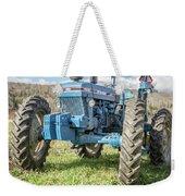 Vintage Ford 7610 Farm Tractor Weekender Tote Bag