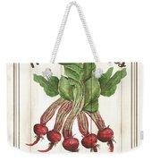 Vintage Fresh Vegetables 1 Weekender Tote Bag