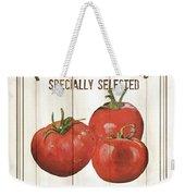 Vintage Fresh Vegetables 4 Weekender Tote Bag