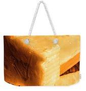 Vintage Italian Cheeses Weekender Tote Bag