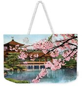 Vintage Japanese Art 12 Weekender Tote Bag